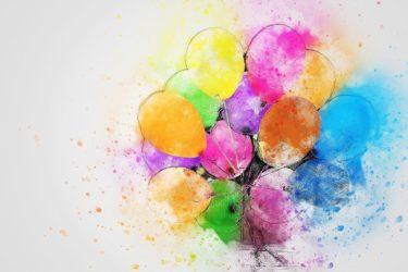 風船遊びは0歳児にもぴったり!遊ぶときに配慮すべきことは?