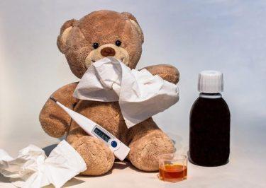 風邪をひかない 子供には特徴が! 風邪でもう悩まない為に